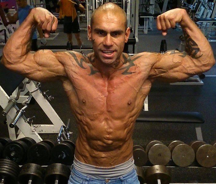 Dzien nr 1 – biceps/triceps