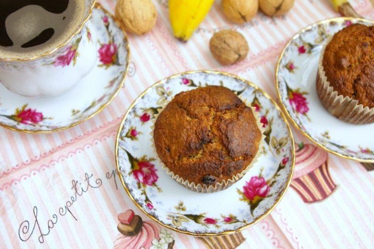 Jak upiec białkowe muffiny
