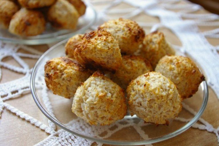 Jak upiec dietetyczne kokosanki