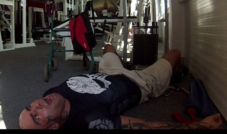 Kończę trening nie wtedy gdy jestem zmęczony, kończę trening gdy trening jest skończony!