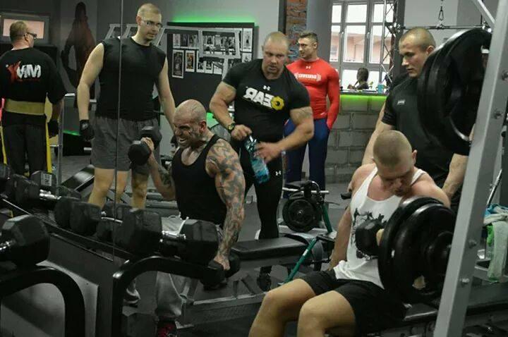 Slodkiewicz gym/trening/tattoo