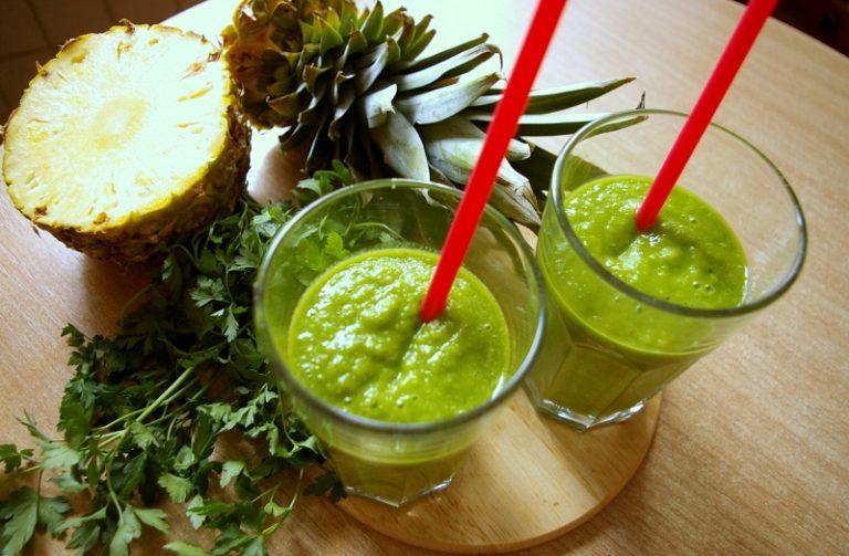 Jak zrobić zielone smoothie