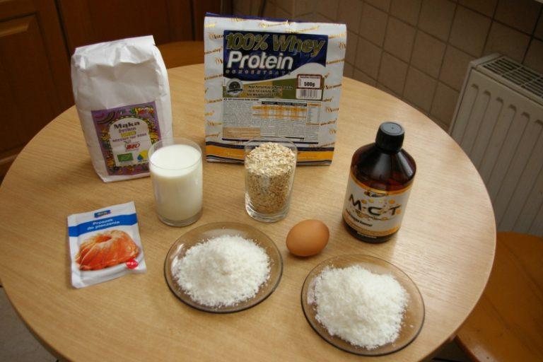 Jak zrobić lekkie muffiny kokosowe
