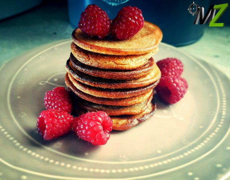 Proteinowe omlety i naleśniki