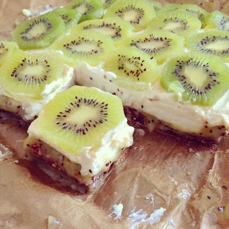deser dla sportowców pełen witaminy C i białka (bezglutenowy, bez cukru)