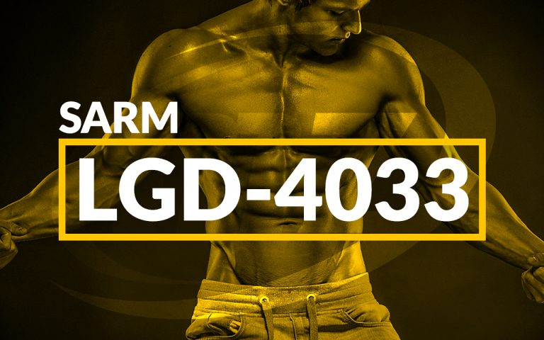 LGD-4033 SARM #3