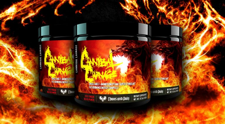 CANNIBAL CARNAGE – Chaos And Pain