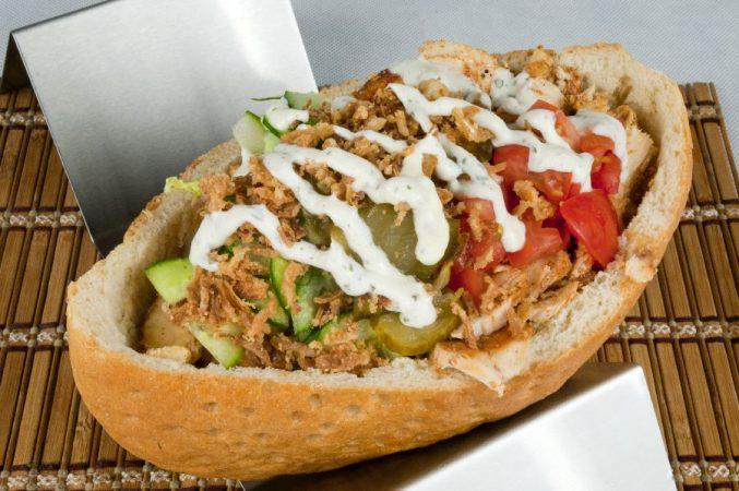 Kebab – ile to kalorii?