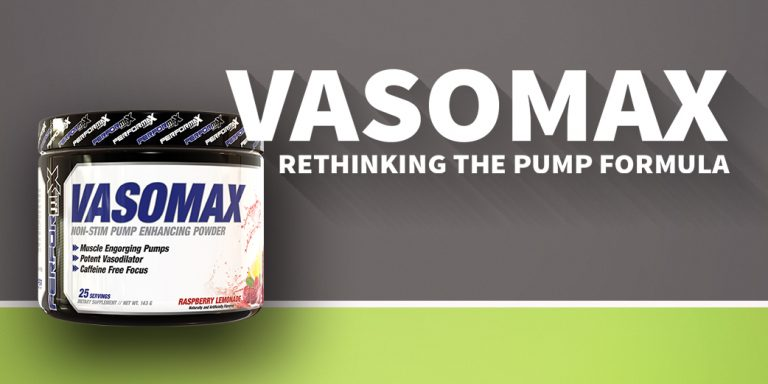 VasoMax: nowa formuła pompująca, stim-free!