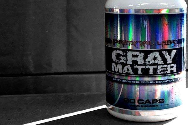 Primeval Labs – Gray Matter!