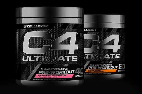 C4 Ultimate: Nowa przedtreningówka od Cellucor