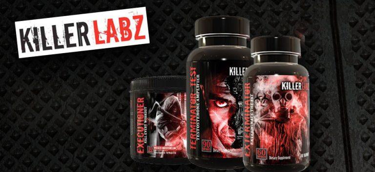 Killer Labz rezygnuje z używania kontrowersyjnego stymulantu – DMAA.