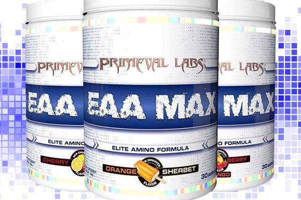 Primeval Labs zdradza pierwsze szczegóły odnośnie EAA MAX!