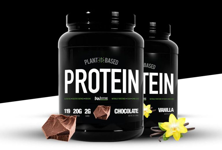 Run Everything Labs wypuszcza odżywkę białkową Vegan Pro na bazie groszku, brązowego ryżu i dyni