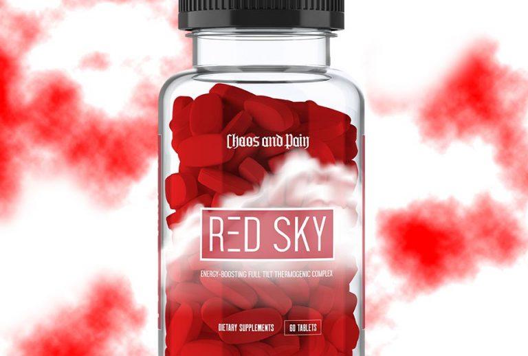 Chaos and Pain ujawnia skład swojego nowego suplementu – Red Sky