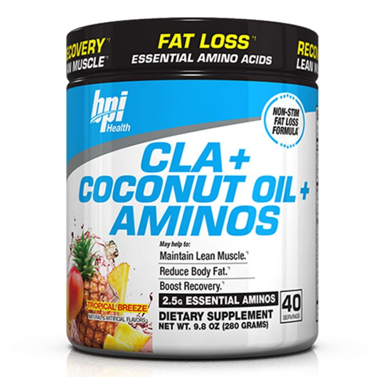 Kolejny produkt zdrowotny od BPI Sports – CLA + Coconut Oil + Aminos