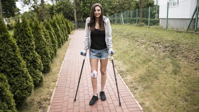 Artroskopia kolana cz. 2 – ćwiczenia w domu po operacji