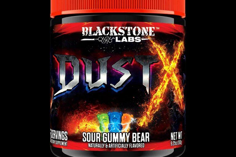Dust Extreme od Blackstone Labs zmienia nazwę na Dust X !