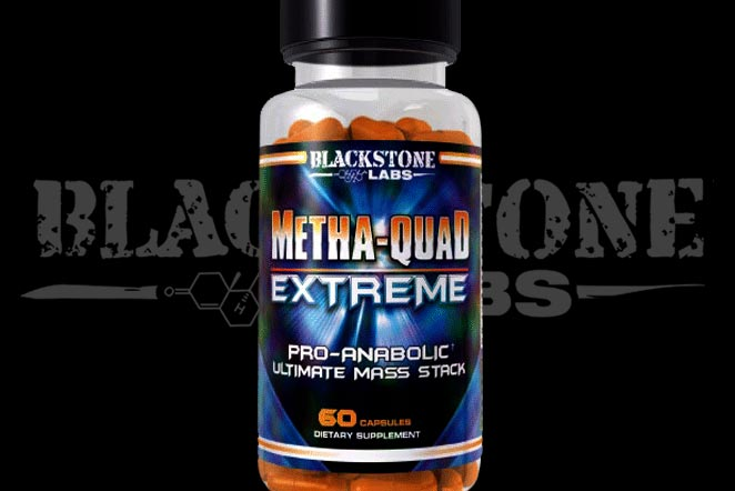 Metha-Quad wraca do asortymentu Blackstone Labs?