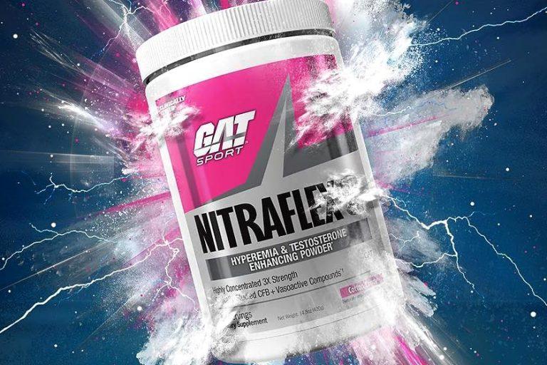 Nitraflex GAT Sport w nowej odsłonie