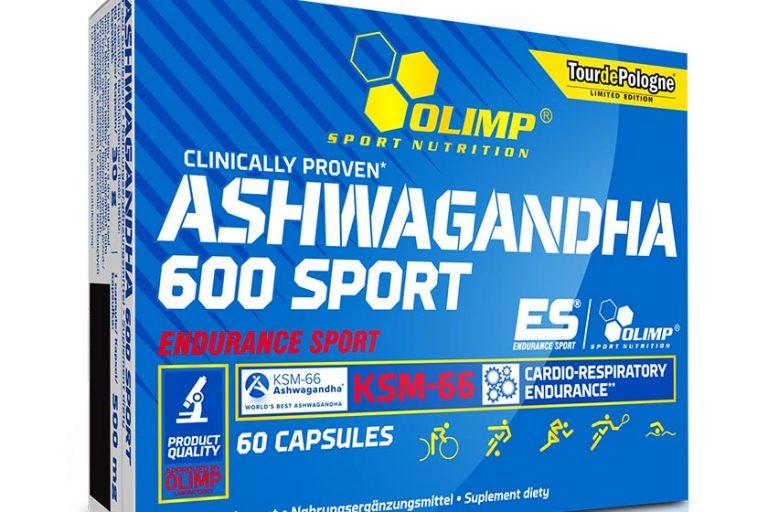 Olimp zmienia nazwę Range-66 na Ashwagandha 600