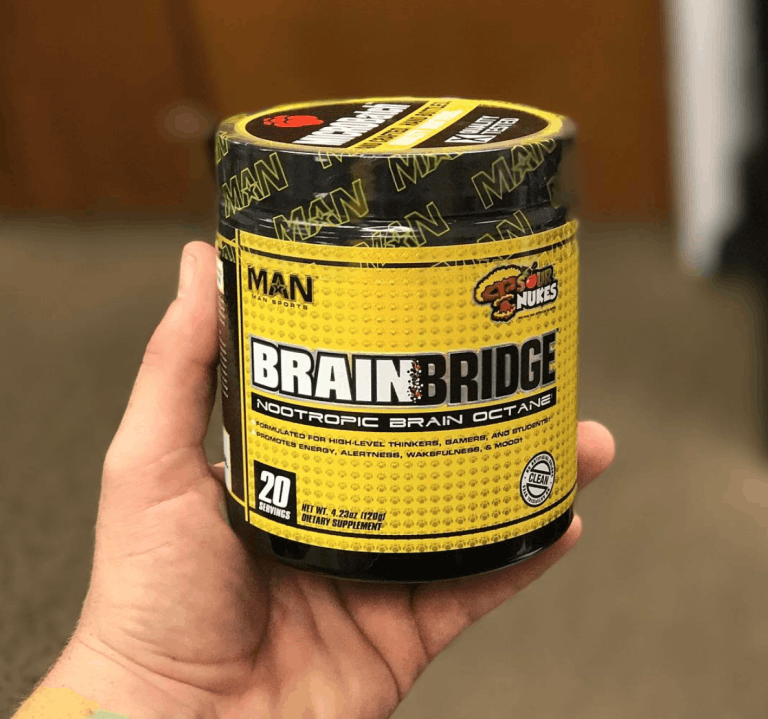 Brain Bridge od MAN Sports: potężny booster mózgu!