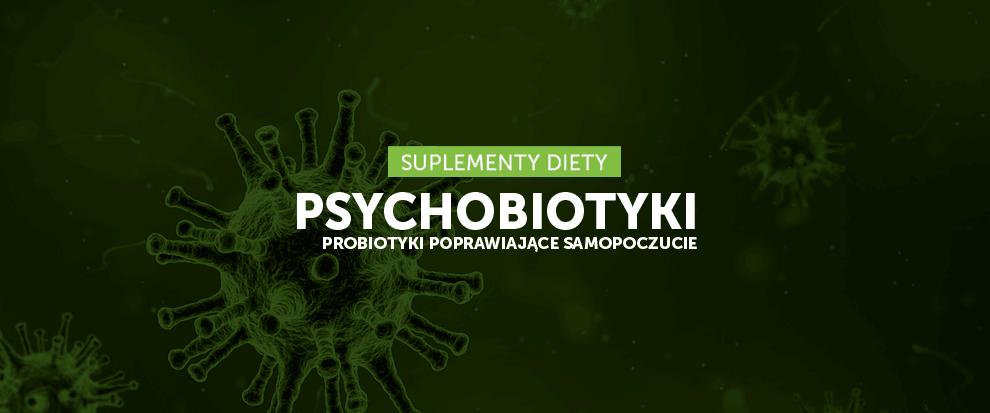 Psychobiotyki