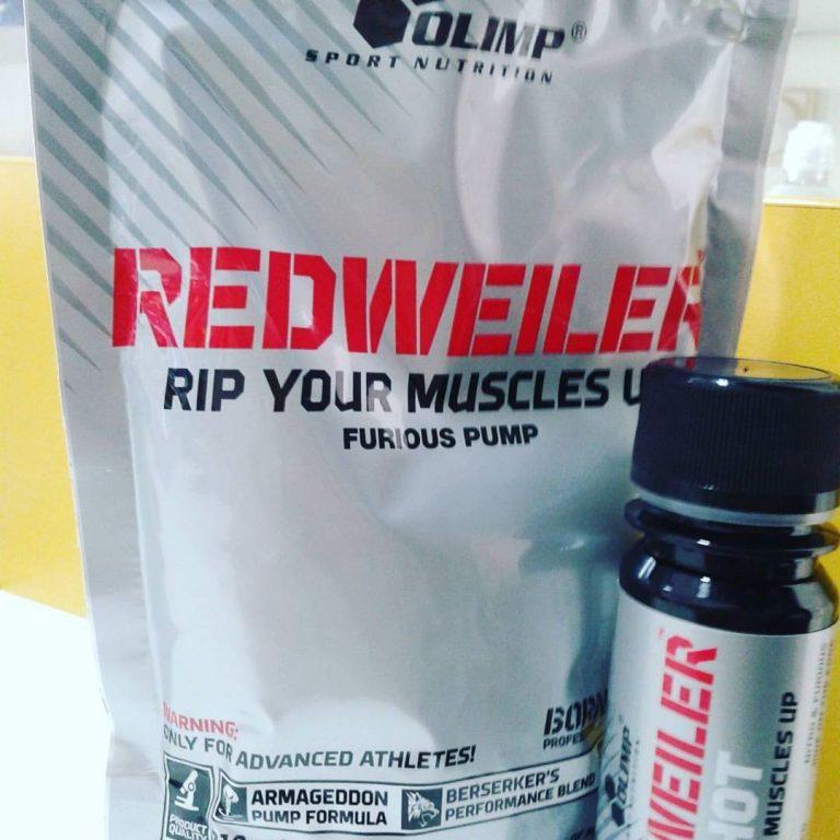 Olimp odświeża produkt Redweiler!
