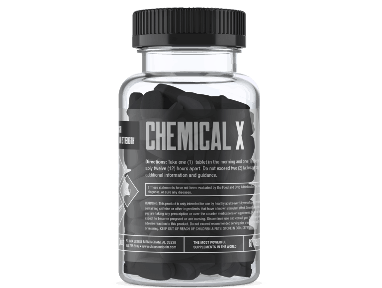 Nowość od Chaos and Pain – Chemical X!
