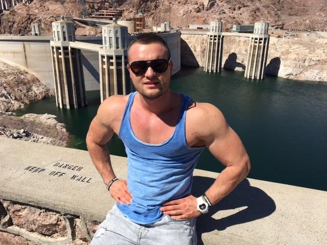 Planowane 2 tyg przerwy od treningu, pobyt w USA, Mr Olympia 2017!