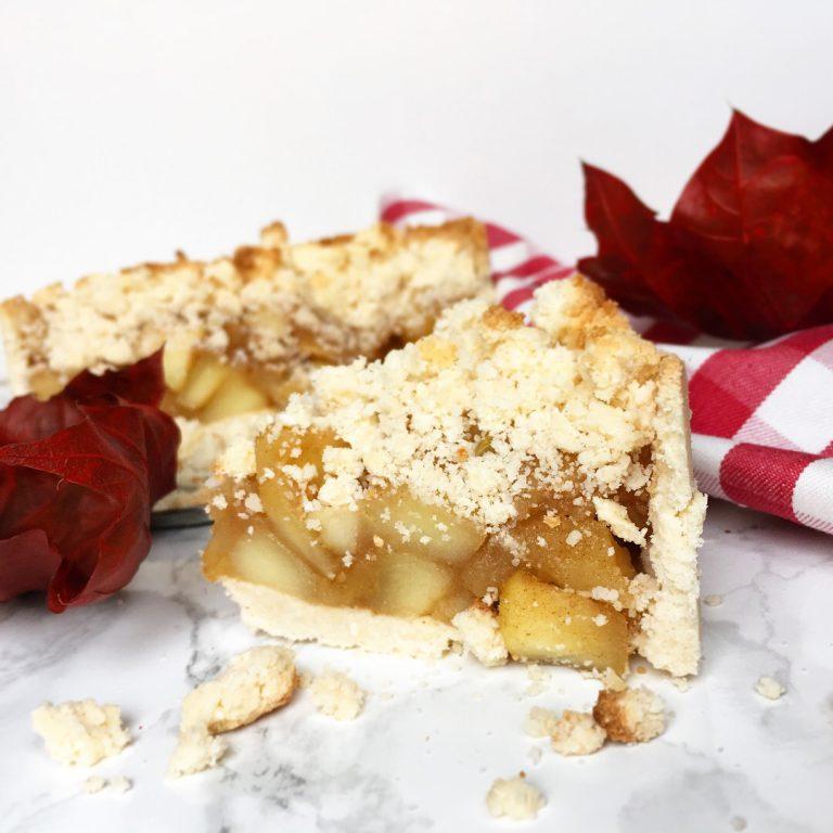 Jabłecznik (paleo, gf, lf, bez zbóż i cukru)