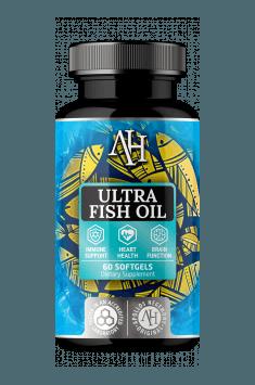 Apollo's Hegemony Ultra Fish Oil