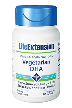 LifeExtension Vegetarian DHA