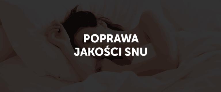 Jak poprawić efektywność snu?