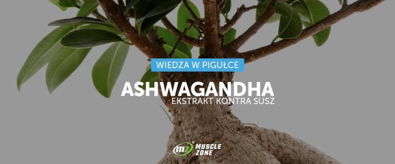 Suplementuj świadomie, czyli kilka słów o jakości suplementów z Ashwagandhą