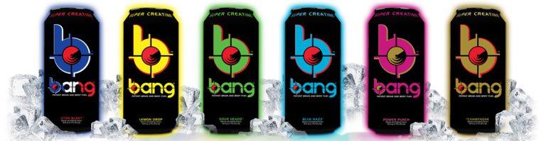 Bang od VPX Sports w nowych smakach!