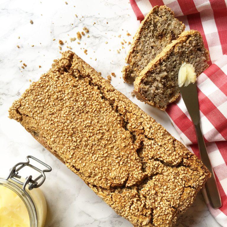 Chleb gryczany z ziarnami (bez glutenu)