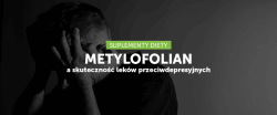 Metylofolian a skuteczność leków przeciwdepresyjnych