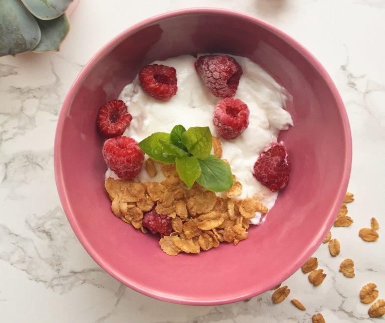 Jogurt kokosowy (keto, bez nabiału)