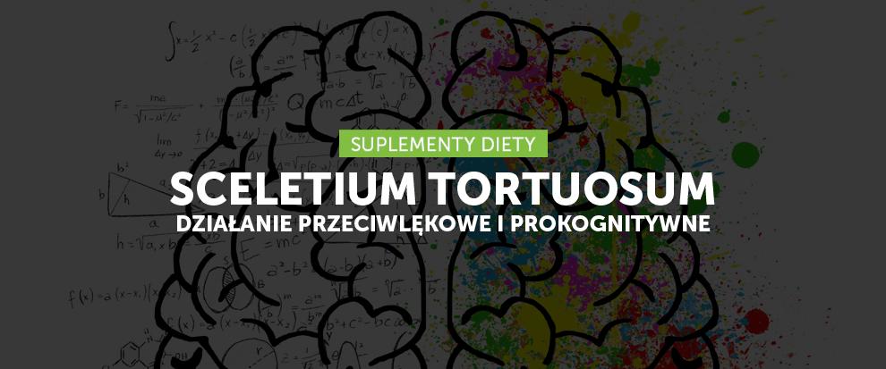 Sceletium Tortuosum - działanie nootropowe - Zembrin, - suplementy na depresję