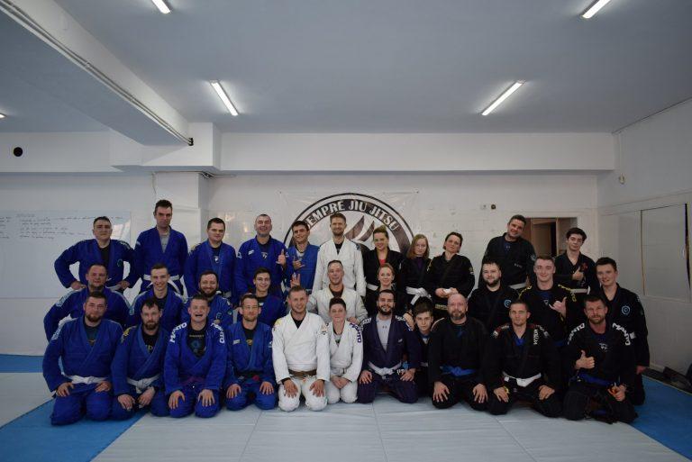 Seminarium z Adamem Górnym II