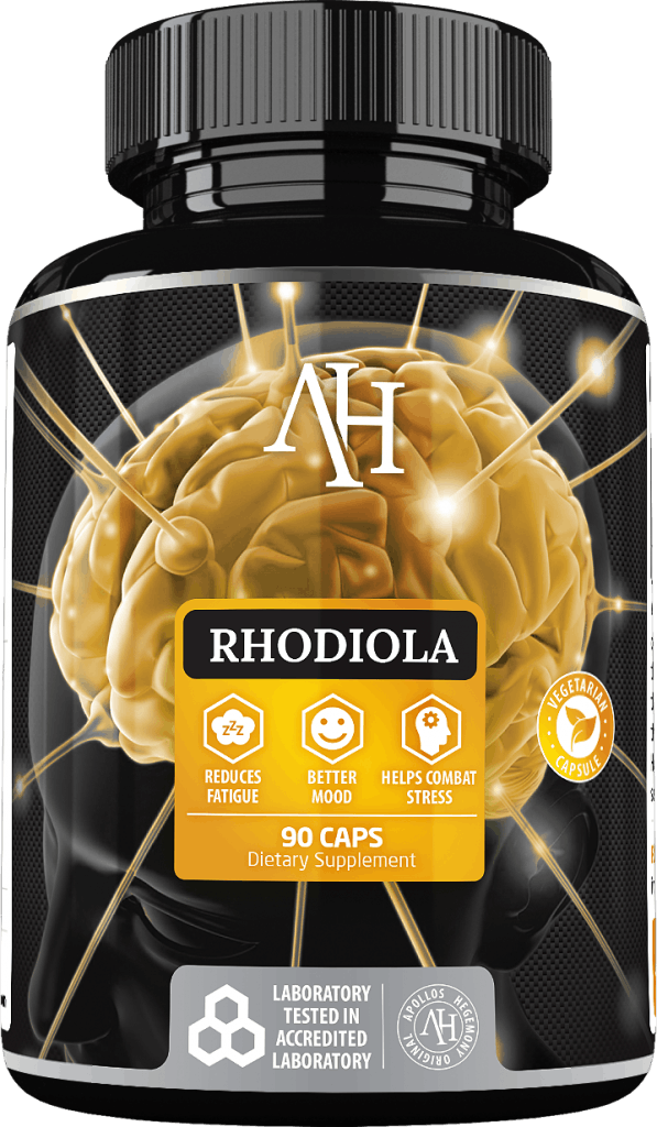 Apollo's Hegemony Rhodiola Rosea ekstrakt 3% salidrozydów