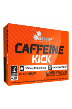 Olimp Caffeine Kick 300 mg 60 caps