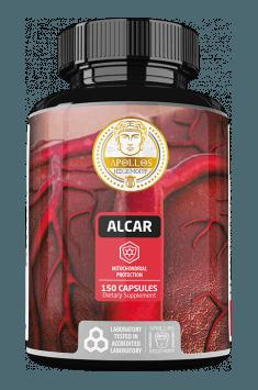 Apollo's Hegemony ALCAR 550 mg 150 kaps.