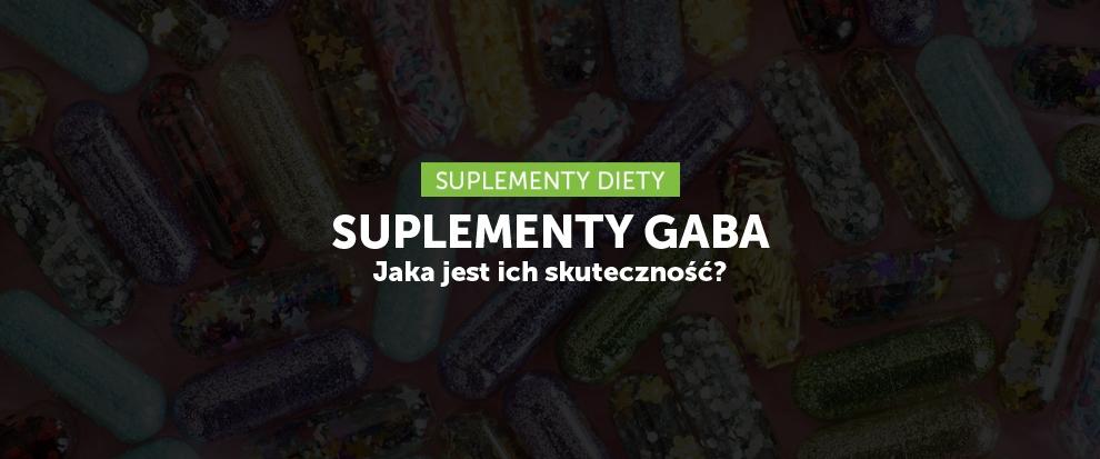 Czy suplementy z GABA działają