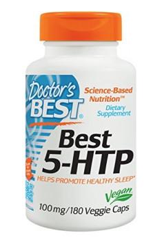 Doctor's Best Best 5-HTP 100 mg 180 caps.