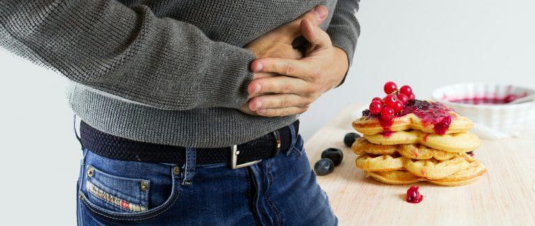 IBS – zespół jelita drażliwego.