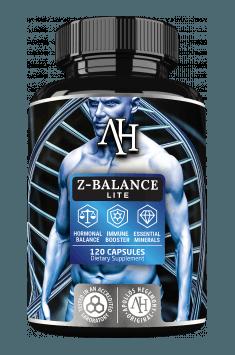 Z-Balance Lite zawiera optymalną dawkę cynku w najlepiej przyswajalnej formie z dodatkiem miedzi poprawiającej metabolizm cynku