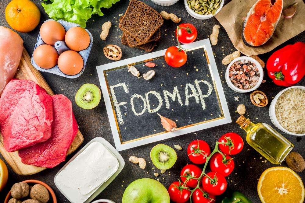 Przykładowe produkty diety low FODMAP