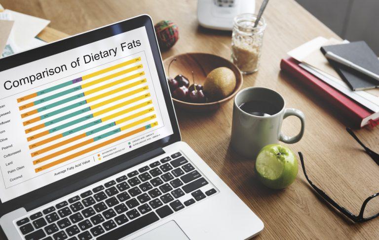 Rola tłuszczu i jego właściwości w diecie